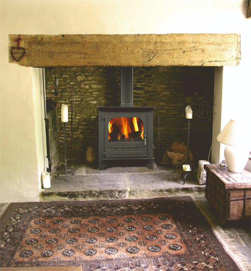 highlander 16 CH stove