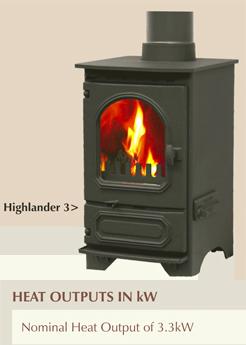 highlander 3 stove