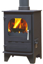 highlander solo door stove